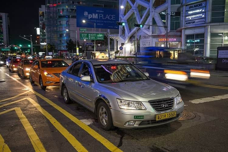 Seoul Taxis