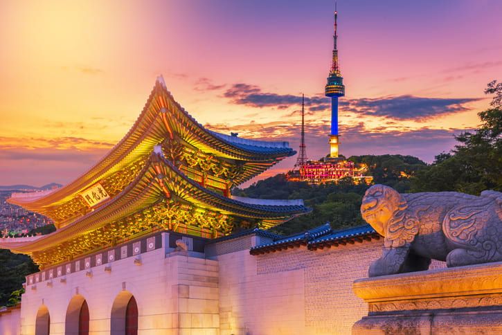 Top Tourist Attractions in Seoul