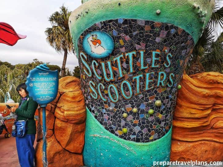 Scuttles Scooters