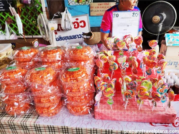 Lollipop and Sweet Treat