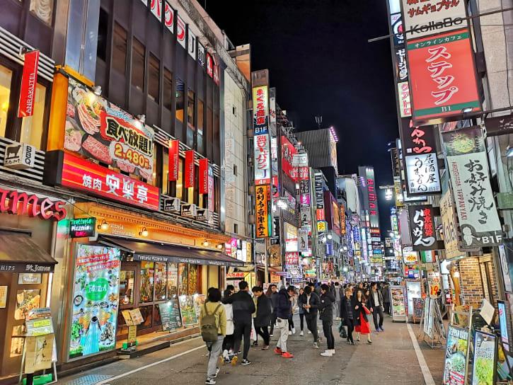 Kabukicho Main Street