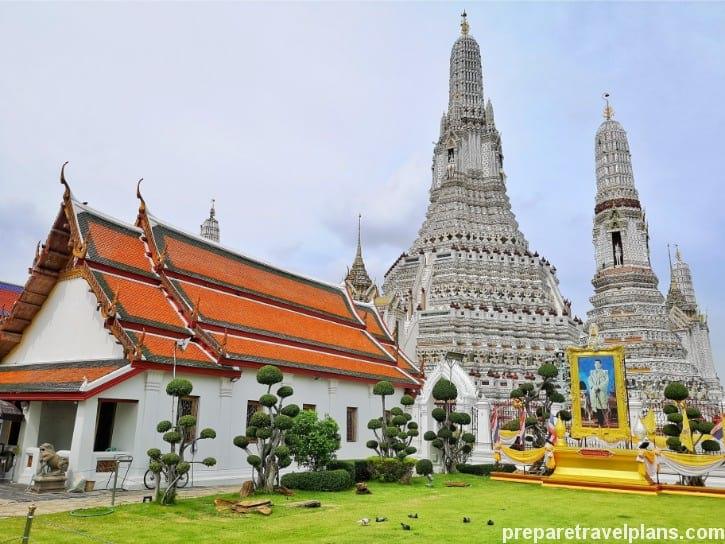 Best Time to Visit Wat Arun
