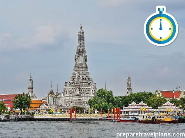 How Long to Spend at Wat Arun