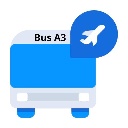 Bangkok Airport Bus A3