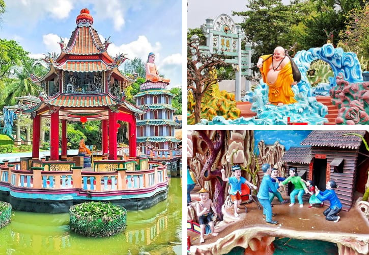 Haw Par Villa Attractions